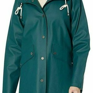 Pendleton Rain Coat Women Size X-Small Waterproof